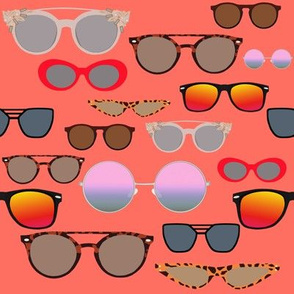 Eye Catcher on Coral