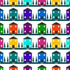 Rainbow Neighborhood