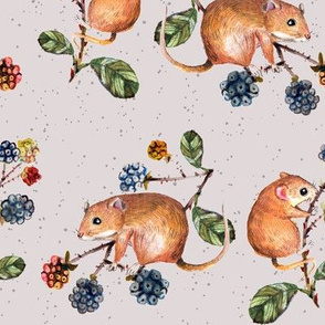 mice print