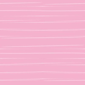 Beach Waves on Pink Illusion background