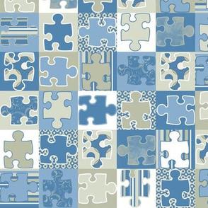 Nautica Puzzle Men