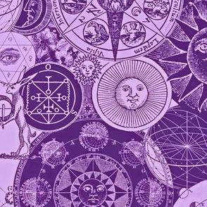 Alchemical Astrology Lilacs