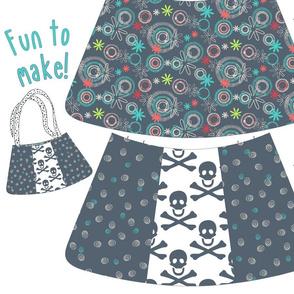 Jolly Roger Boho Bag Pattern