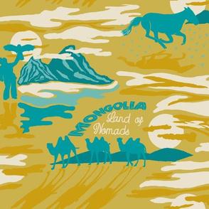 Mongolia- Land of nomads