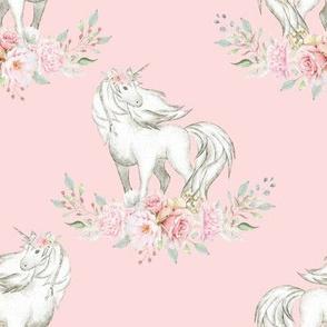 """4"""" Pink Unicorn"""