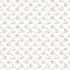 """1/2"""" Micro Unicorn on White"""