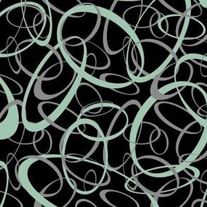 Lots of Monarch Butterflies pattern on sandy brown