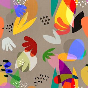 Matisse Cutouts Linen