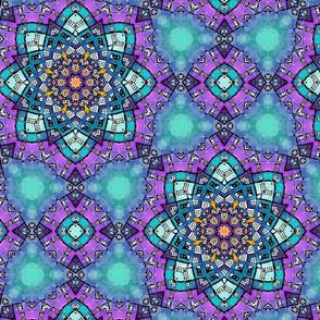 k scope purple magenta