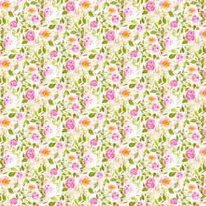 farmhouse floral bright