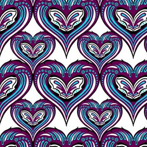 Lovely Tile Valentine