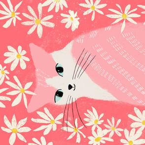 Mrs Daisy Pink Tiger