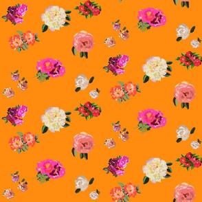 Painted Roses by DulciArt,LLC