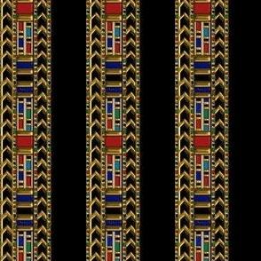 Onyx Jeweled Stripe