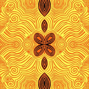 Citrus Swirls