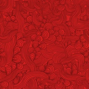 Weave - Red