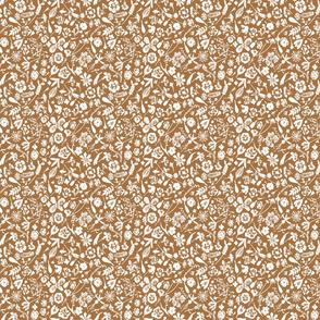 bronze white teeny meadow