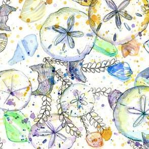 Ocean Treasures Small Scale