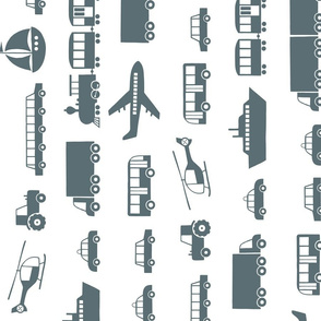 Vehicles gray (rotated)