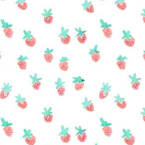 strawberry pastel