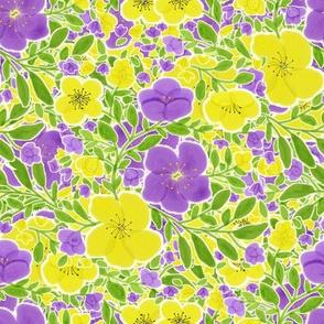 Blossom Watercolour Floral Essence