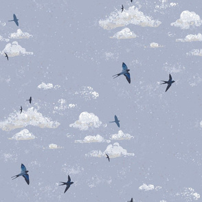 May Swallows II