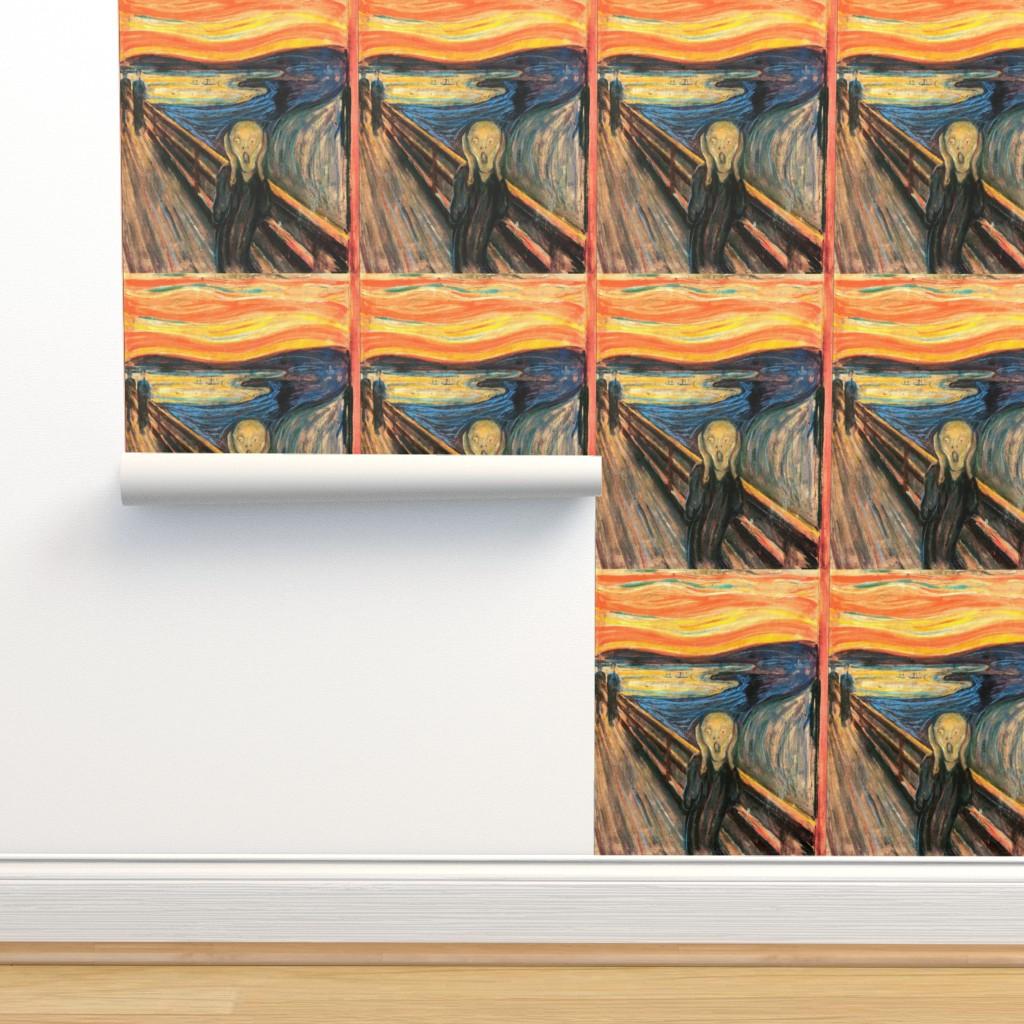Munch The Scream 1893 On Isobar By Studiofibonacci