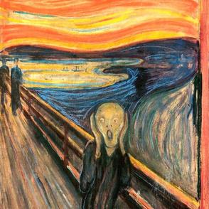 Munch - The Scream (1893) - 18 in