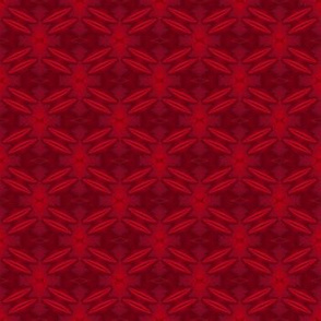 Quilting in Red Design No 17