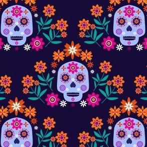 Skull pattern26
