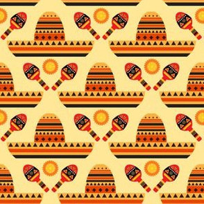 Mexican pattern10