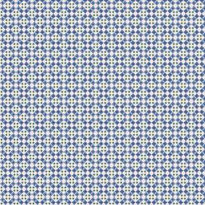 Tiled Gemstones - Blue