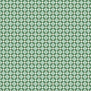 Tiled Gemstones - Green