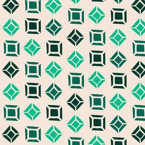 Tonal Gems - Green