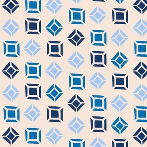 Tonal Gems - Blue