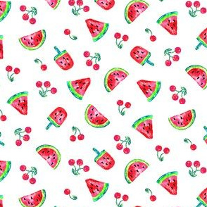 Watermelons and Cherries/Smaller