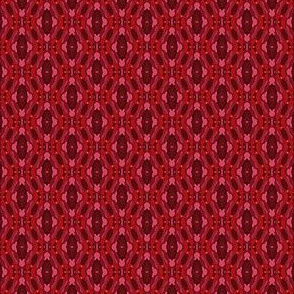 Quilting in Red Design No 16