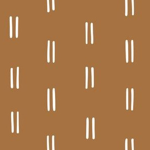 golden mustard dark parallel lines horizontal lines mud cloth simple gift wrap fabric wallpaper wrapping paper