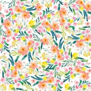 tropics flowers