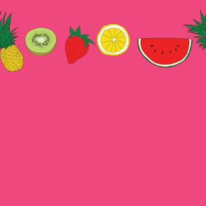 Summer Fruit Border