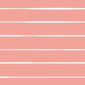 freehand horizontal lines vertical stripes striped stripes musk pink candy