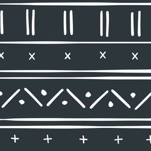 1 // african inspired mudcloth fabric wallpaper gift wrap mud cloth fabric black and white mud cloth