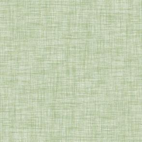 Avocado Green Linen