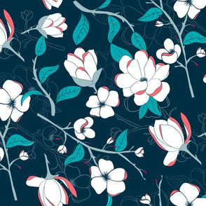 magnolia_pattern_blue