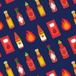 hot sauce in my bag