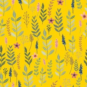 "7"" Plant Me -  Mustard"