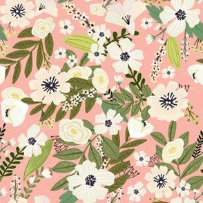 """6"""" Soft Garden - Pink"""