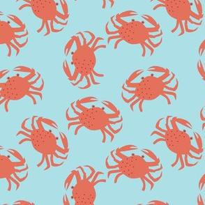 Crab Pattern