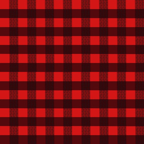 F16 Buffalo Plaid