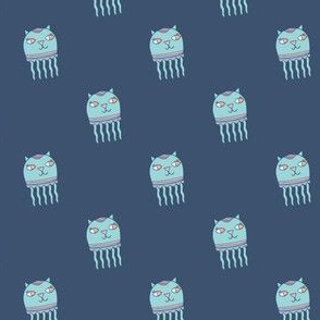 Jelly Fish Cats
